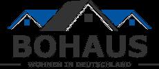 BOHAUS Immobilien – Wohnen in Deutschland Logo